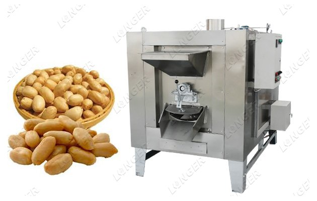 peanut roasting machine for sale