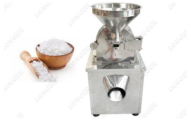 Stainless Steel Sugar Grinding Machine