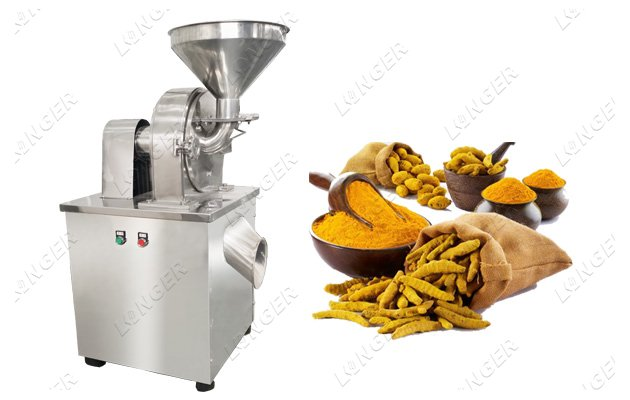 spice powder making and packing plant