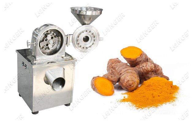 spice powder making business