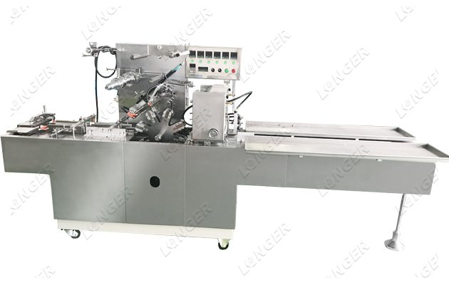 Cellophane Perfume Wrapping Machine supplier