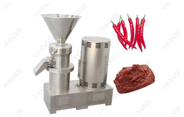 chili sauce making machine for sale