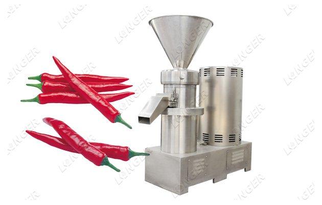 pepper sauce grinding machine price