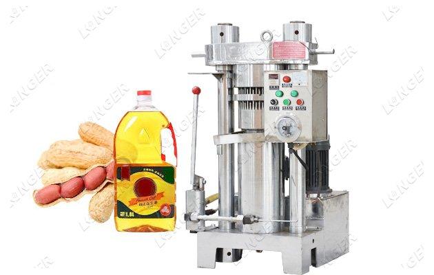 screw oil press machine india
