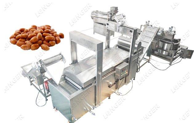 peanut frying machine price