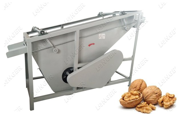 walnut processing machine
