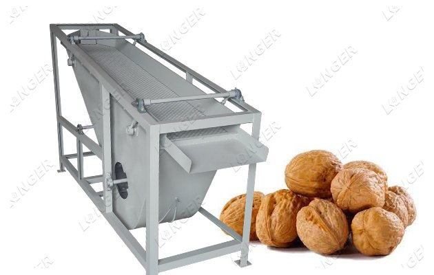 walnut sheller machine