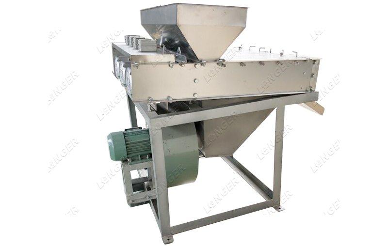 automatic peanut peeling machine
