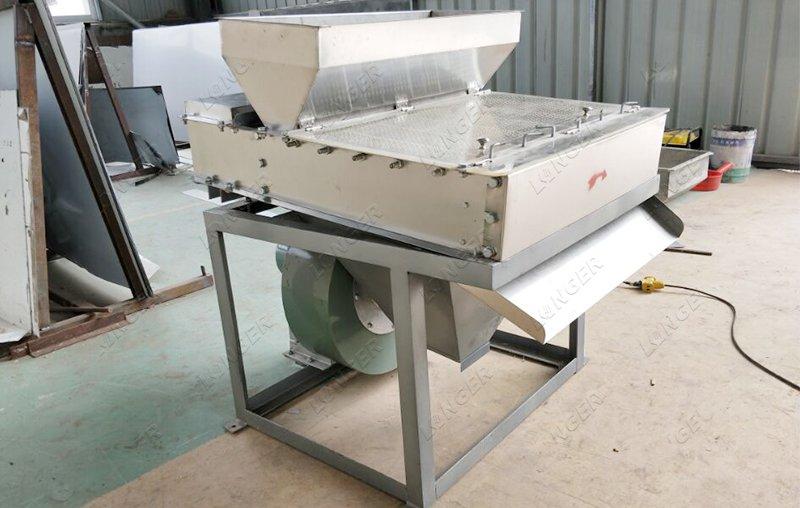 peanut peeling machine supplier