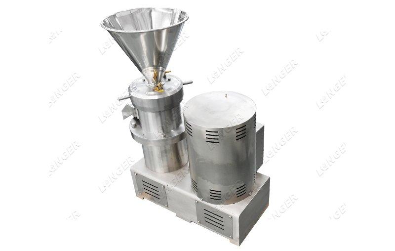 peanut butter geinder machine