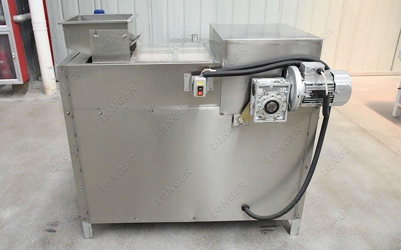almond cutter machine