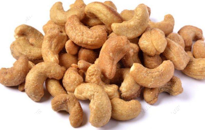 cashew nut roaster