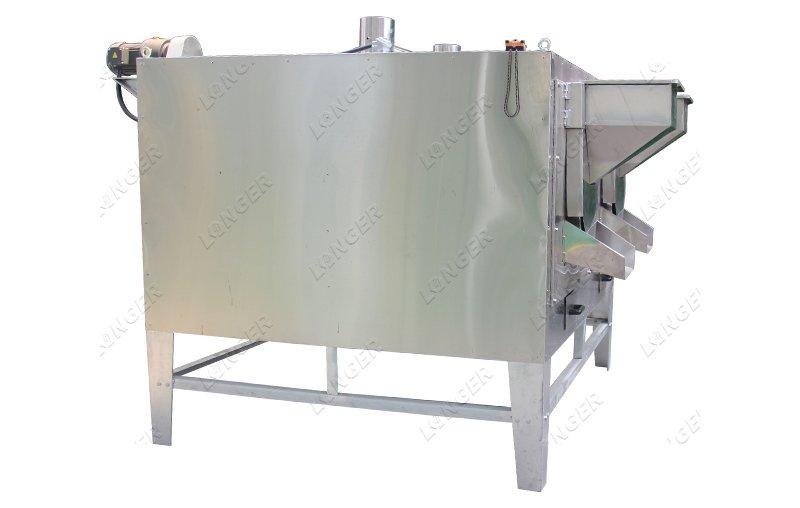 cashew roaster machine