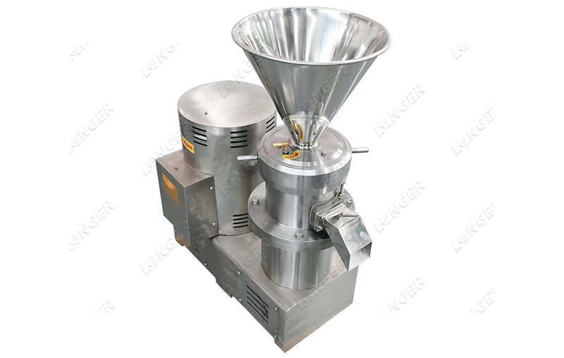 nuts butter making machine
