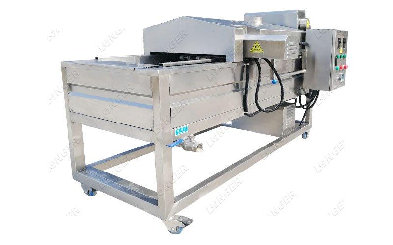 cashew frying machine