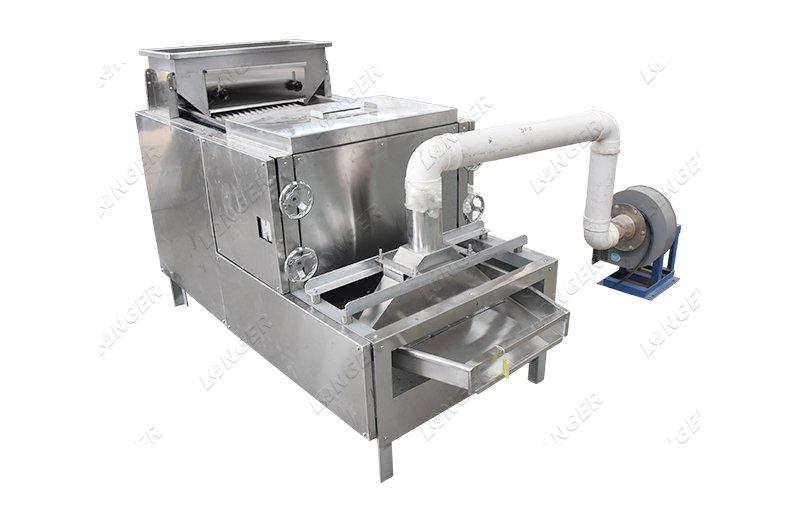 cocoa bean winnowing machine for sale