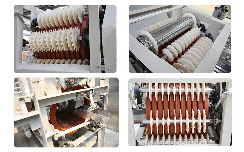 pistachio nut peeling machine