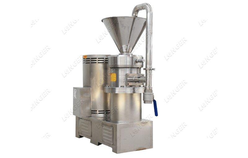 almond milk processing machine