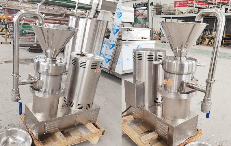 almond milk manufacturing equipment