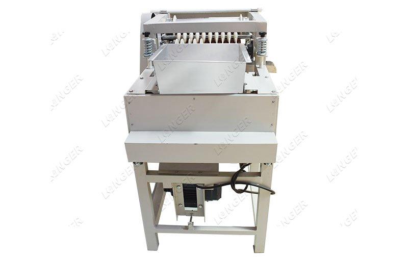 almond wet peeling machine
