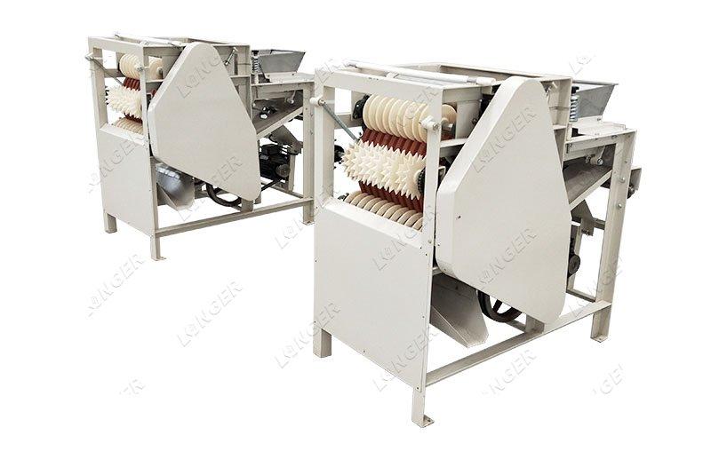 chickpea peeling machine