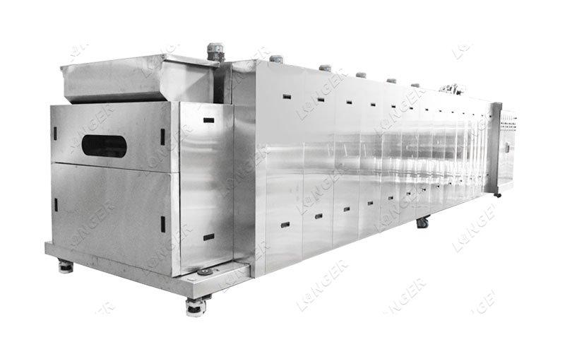 peanut roasting machine
