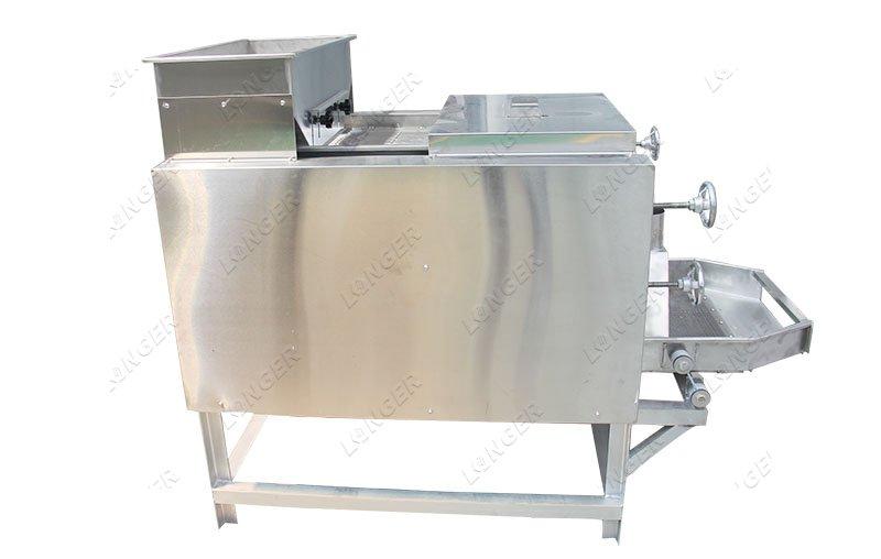 cocoa beans hulling machine