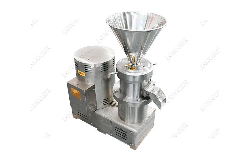 almond paste making machine