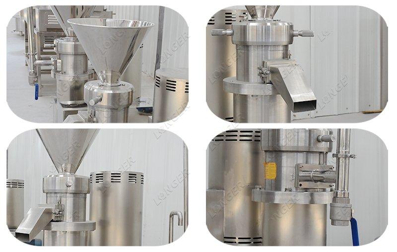 hummus processing equipment