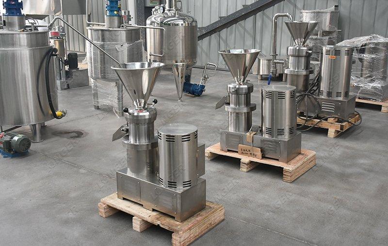 hummus processing machines