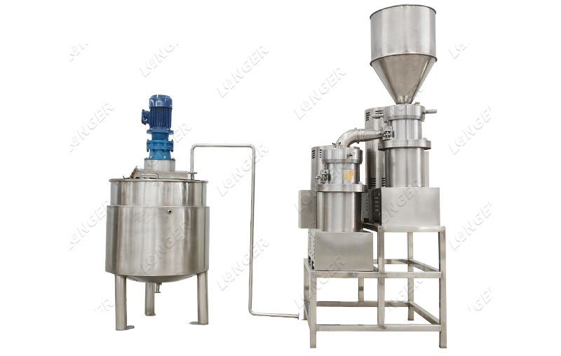industrial coconut milk machine