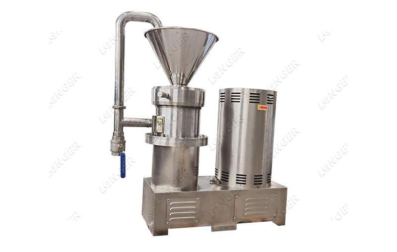 coconut milk machine design