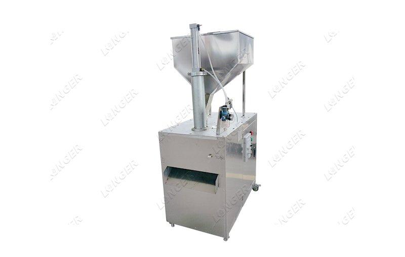 almond flak cutting machine