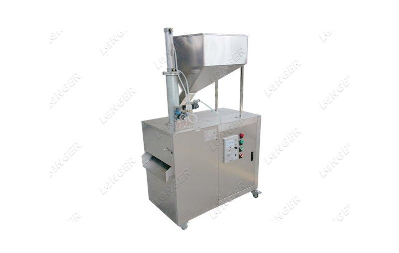 almond pista slice cutting machine