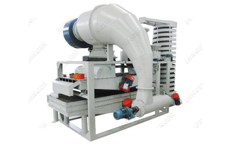 Automatic Melon Seed Shelling Machine