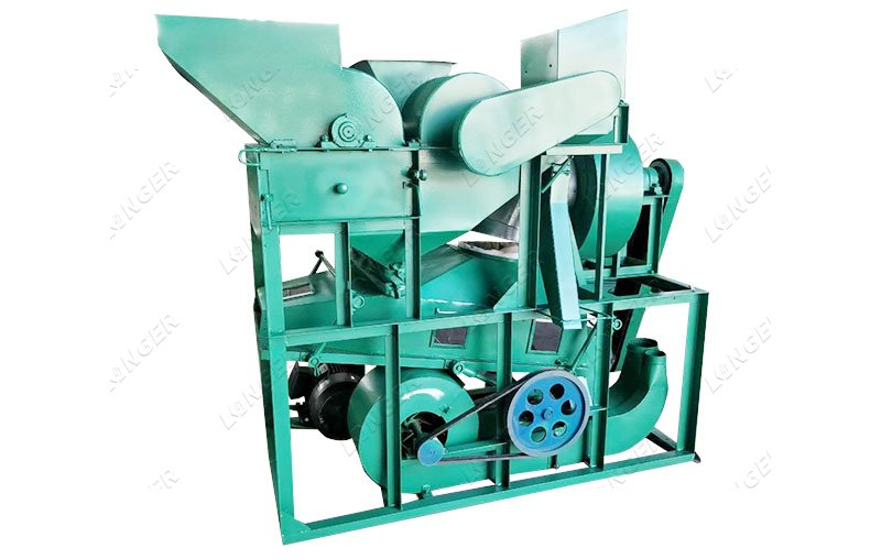 Automatic Peanut Shelling Machine in China
